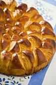 Festtagskuchen (Sunflower bread) aus Bulgarien