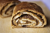Potica (Yeast nut roll, Slovenia)