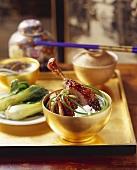 Yunnan-style duck