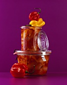 Onion and pepper relish