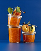 Apricot and carrot jam