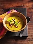 Indian parsnip soup