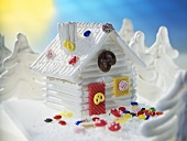 A meringue house