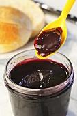 Dornfelder grape jam