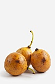 Garcinia humilis (Achachairu oder Achacha Frucht)