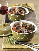 Daube de boeuf (braised beef dish from France)