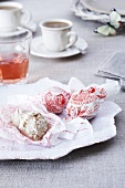Brutti e buoni (meringue with cinnamon, Italy)