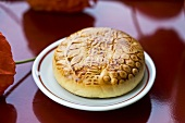 Japanese bean paste pie