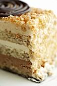 Cream slice (detail)