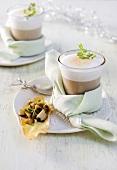 Cep soup (Christmas)