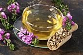 Restharrow tea