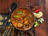 Beef curry (India)