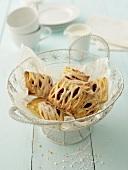 Cherry and quark lattice pastries