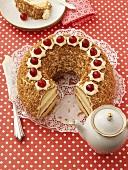 Frankfurt Crown Cake