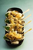 Oyster tempura (Japan)