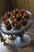 Cannelés (Small cakes from Bordeaux)