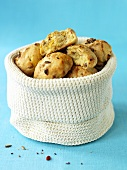 Small bread rolls