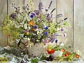 Arrangement of herbs