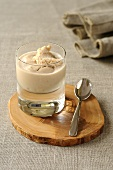 Chestnut cream with whisky