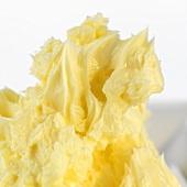 Soft butter (close-up)
