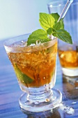 Cuba Libre (Cocktail made with rum and cola)
