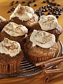 Café frappé muffins