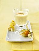 Pomelo buttermilk smoothie