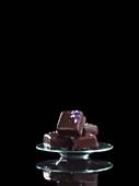 Liquorice chocolates