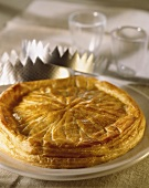 Galette des rois (French cake for Epiphany)