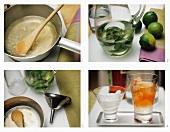 Lemon-Wodka selber machen