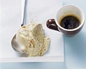 Espresso butter with cardamom