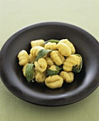 Gnocchetti made with chick-pea flour