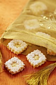 Advocaat biscuits