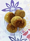 Falafel (Chick-pea balls)