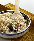 Spiced rice with mace