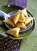 Briouats (Moroccan filled pastries)