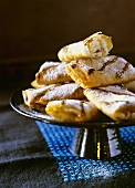 Briouats with almond and rice filling (Morocco)