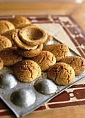 Ghryba (Moroccan butter cookies)
