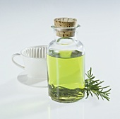 Infusion of rosemary