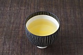 Ginger lemon grass tea