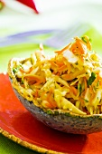 Bulgarian cabbage and carrot salad