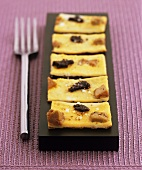 Omelette with foie gras and truffle
