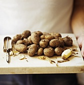 Potatoes (Jersey Royals)