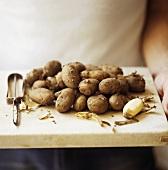 Potatoes (Jersey Royals)