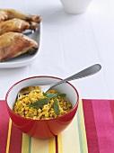 Creamed corn (USA)