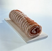 Rolled joint of pork