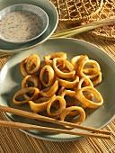 Grilled squid tubes (Vietnam)