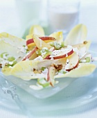 Chicory and apple salad