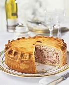 Pork pie (UK)