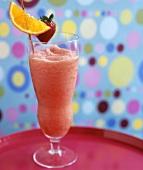 Strawberry and Orange Margarita